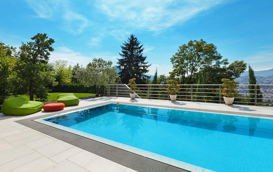 Choisir un emplacement pour votre piscine